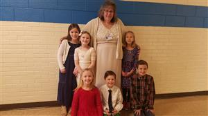 Mrs Grose and class
