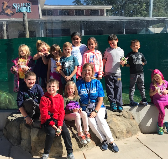 Second grade visits the zoo!