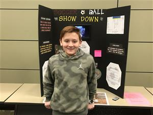 Click Here for more Science Fair fun!