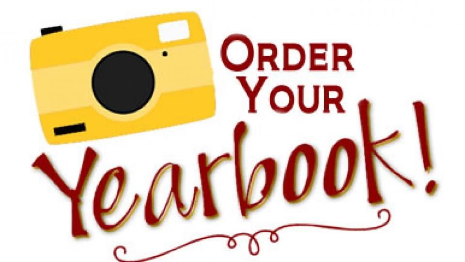 Order your Yearbook Online Today!!