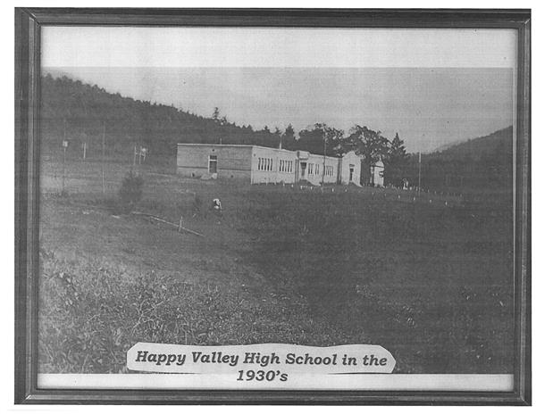 Happy Valley School 1930s