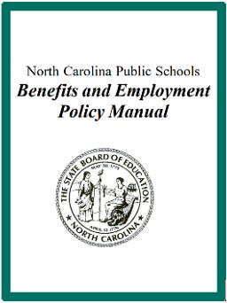 Benefits and Employment Policy Manual