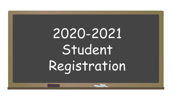Student Registration- Click Here!