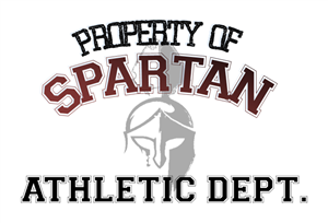 Spartan Athletic Dept Logo