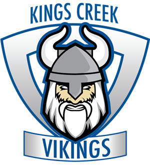 Kings Creek School Logo