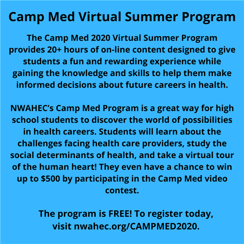Virtual Camp Med 2020